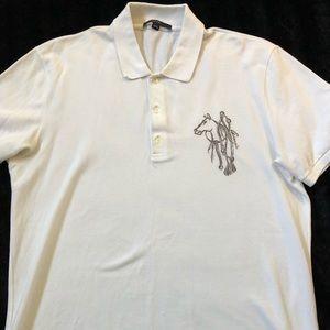 Gucci polo shirt sz xxxl